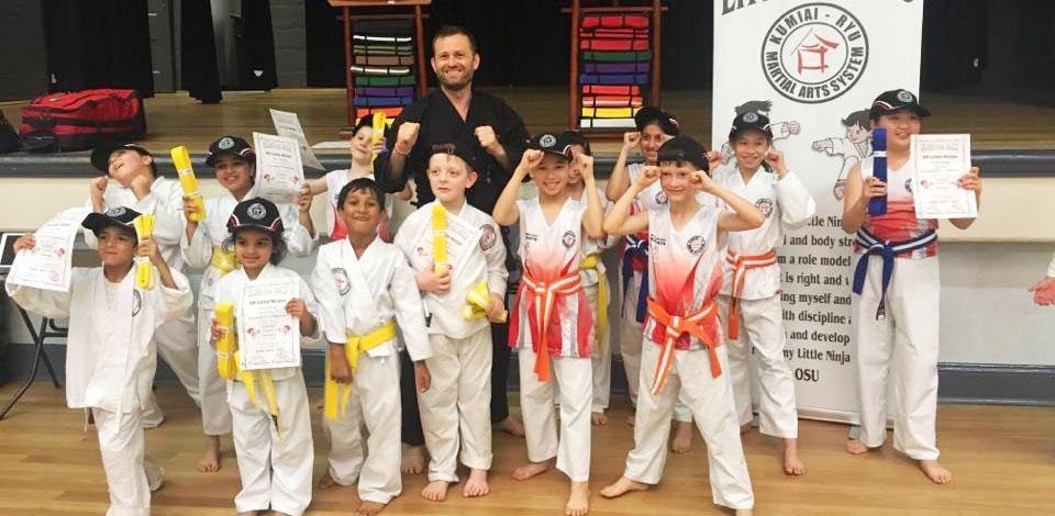 beecroft kids martial arts classes