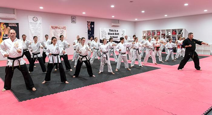 Adults and Teens Karate & Martial Arts Classes