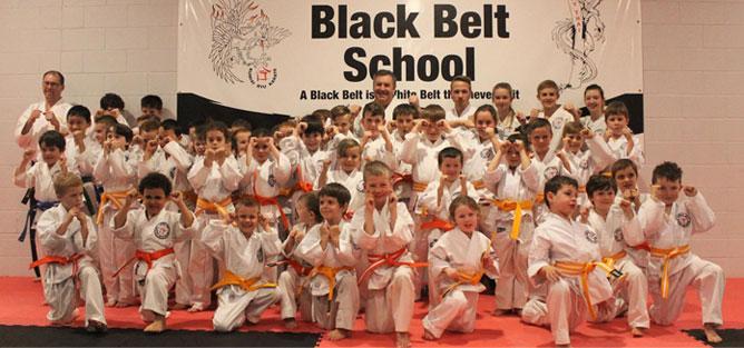 Kids Karate and Martial Arts Classes - image children-martialarts-group on https://www.krmas.com.au