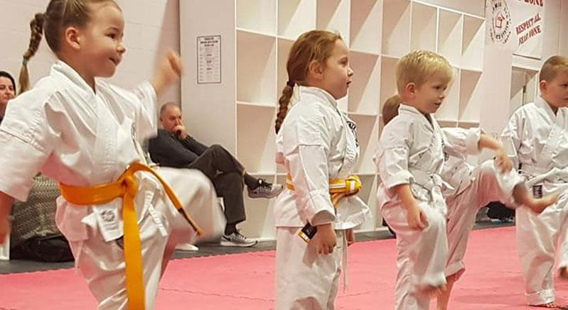 kids karate juniors
