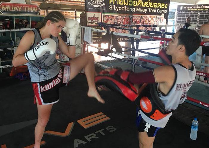 Muay Thai or Thai Kick Boxing