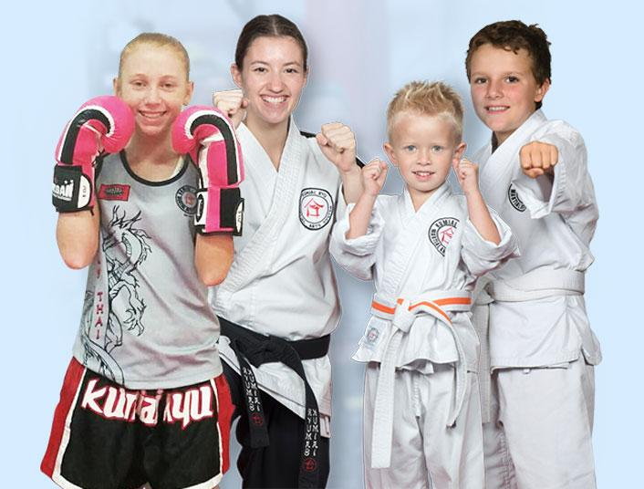Welcome to Kumiai Ryu Martial Arts System (KRMAS) - image top-hero-kids-karate on https://www.krmas.com.au