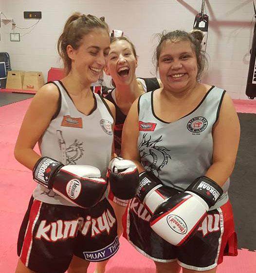 Newcastle Get Started Adults - image ladies-muaythai on https://www.krmas.com.au